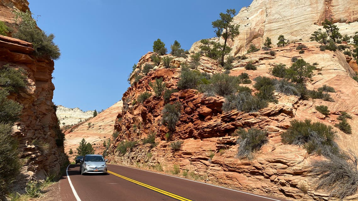 Zion National Park, Utah. (File photo: AFP)