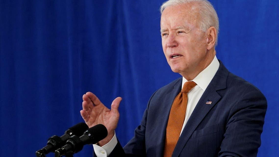 U.S. President Joe Biden delivers remarks on the May jobs report after U.S. employers boosted hiring amid the easing coronavirus disease (COVID-19) pandemic, at the Rehoboth Beach Convention Center in Rehoboth Beach, Delaware, US, June 4, 2021. (File Photo: Reuters)