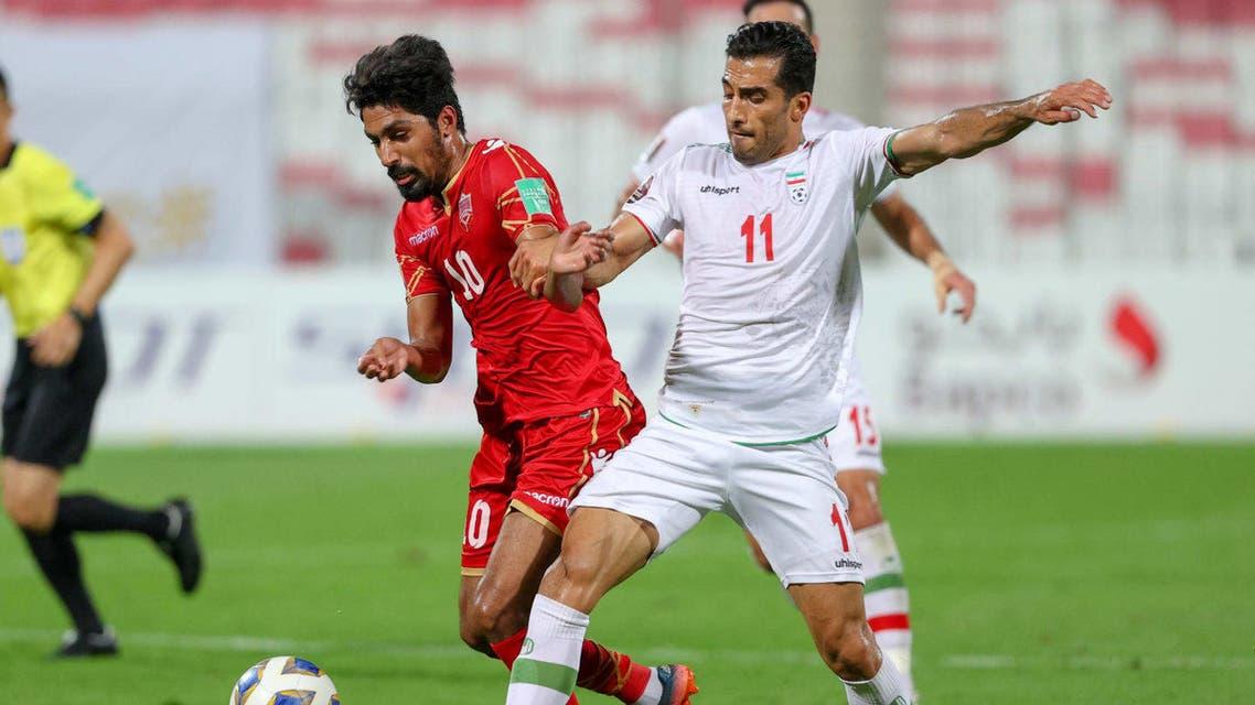 إيران البحرين