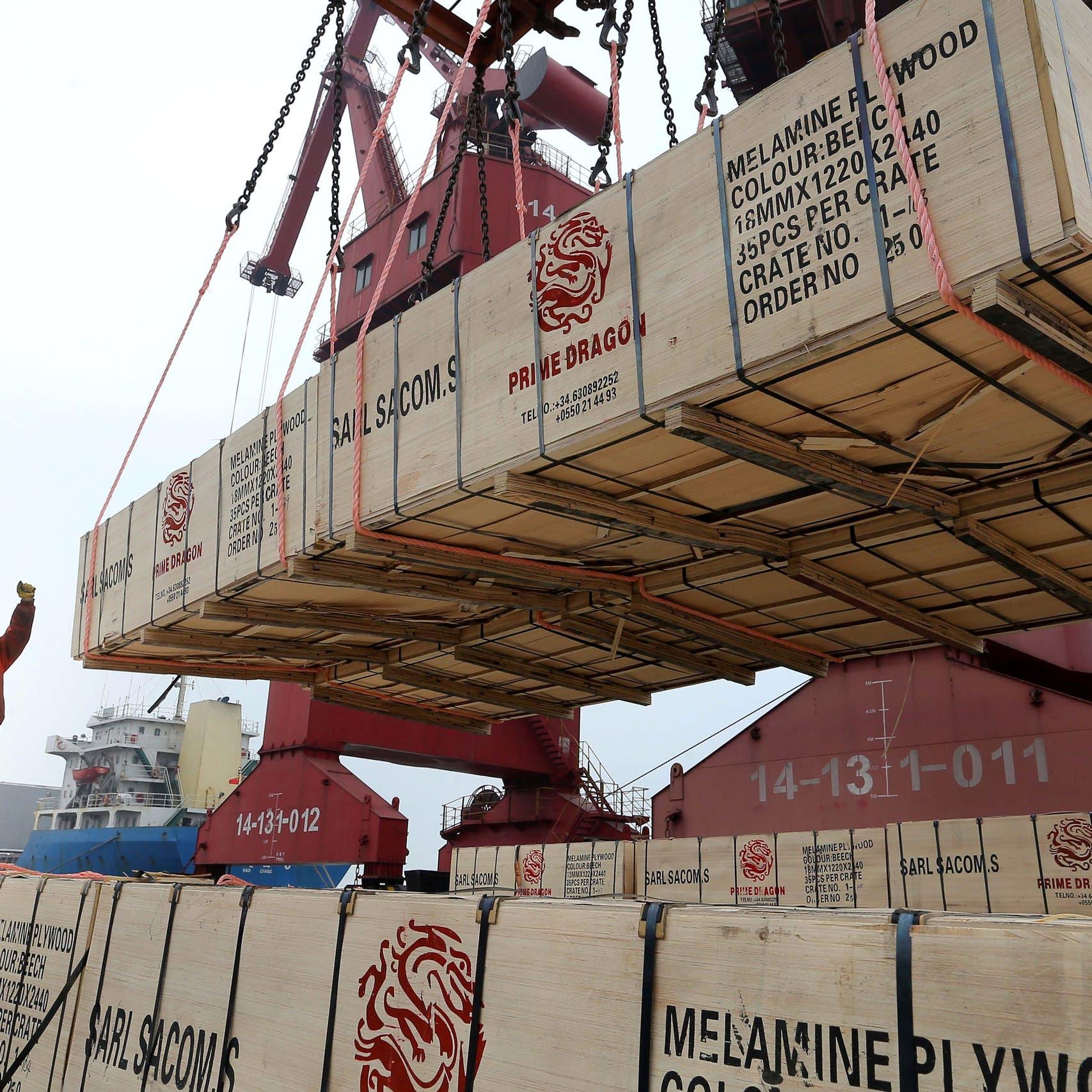 تجارة الصين تزدهر مع الطلب العالمي.. واحتياطيات النقد الأجنبي ترتفع