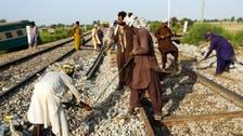 Pakistan train crash: Death toll reaches 63, say officials