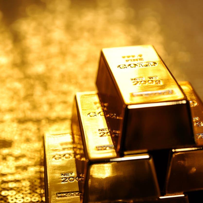"""الذهب يعززجاذبيته بفعل المخاوف من تقويض متحوّر """"دلتا"""" للتعافي الاقتصادي"""
