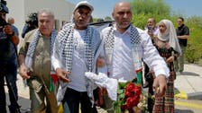 Israel frees Palestinian-Jordanian bus bomber after 20 years