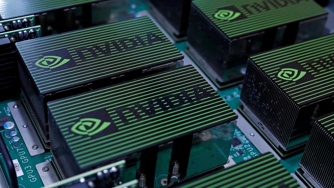 FILE PHOTO: The logo of Nvidia Corporation is seen during the annual Computex computer exhibition in Taipei, Taiwan May 30, 2017. (File Photo: Reuters)
