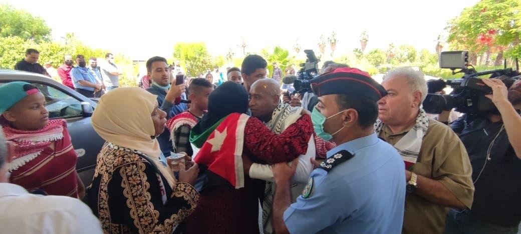 Israel releases the oldest Jordanian prisoner after 20 years in prison