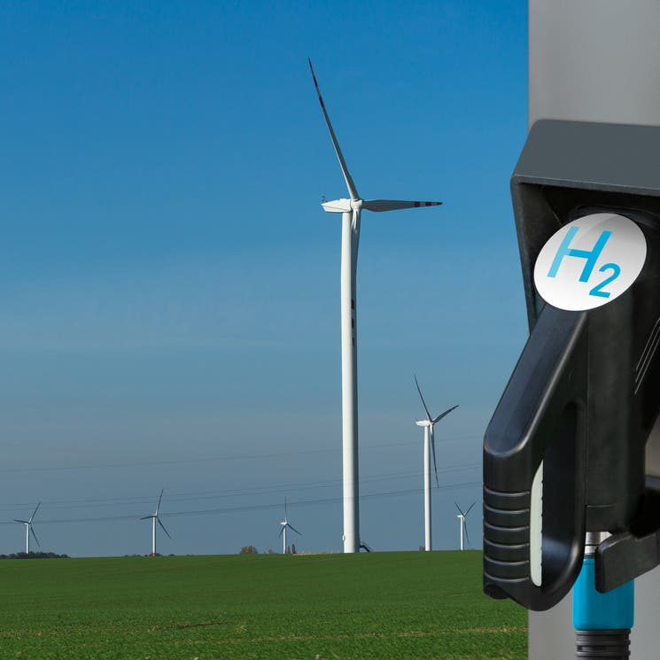 مصر تطور استراتيجية خاصة بصناعة الهيدروجين