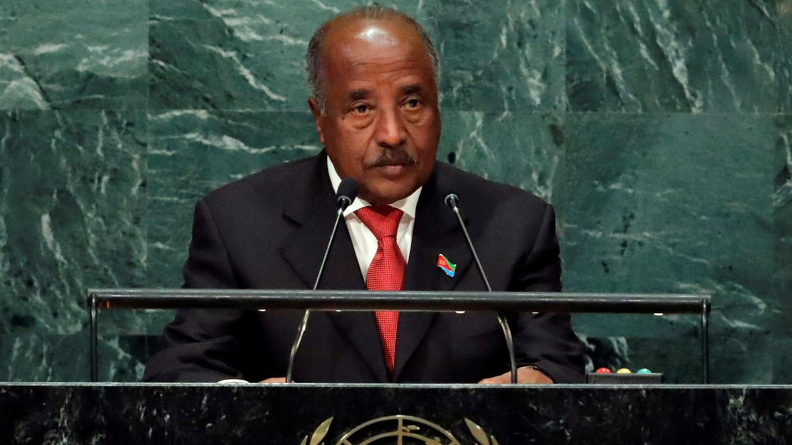 Eritrea's Minister for Foreign Affairs Osman Mohammed Saleh addresses the United Nations General Assembly in the Manhattan borough of New York, US, September 26, 2016. (File photo: Reuters)