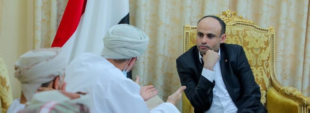 Al-Mashat hits die Omani delegation