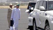 هیاتی از عمان برای بازگشایی فرودگاه صنعاء به یمن رفت