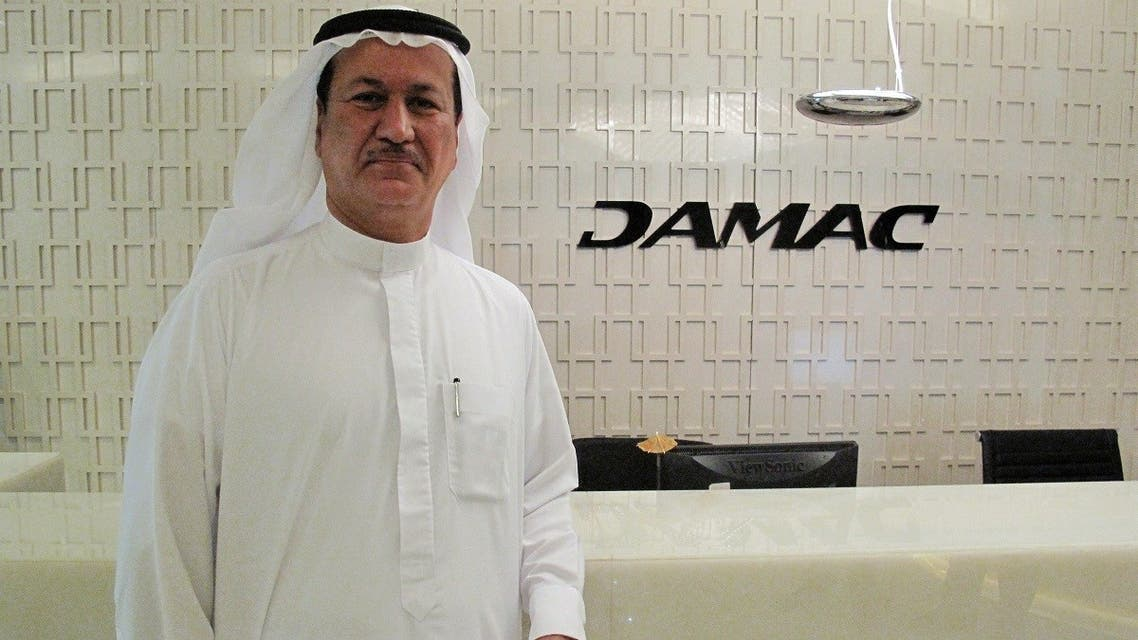 Hussain Sajwani, founder and chairman of Dubai's DAMAC Properties poses for the camera during an interview with Reuters at his office in Dubai. (File photo: Reuters)