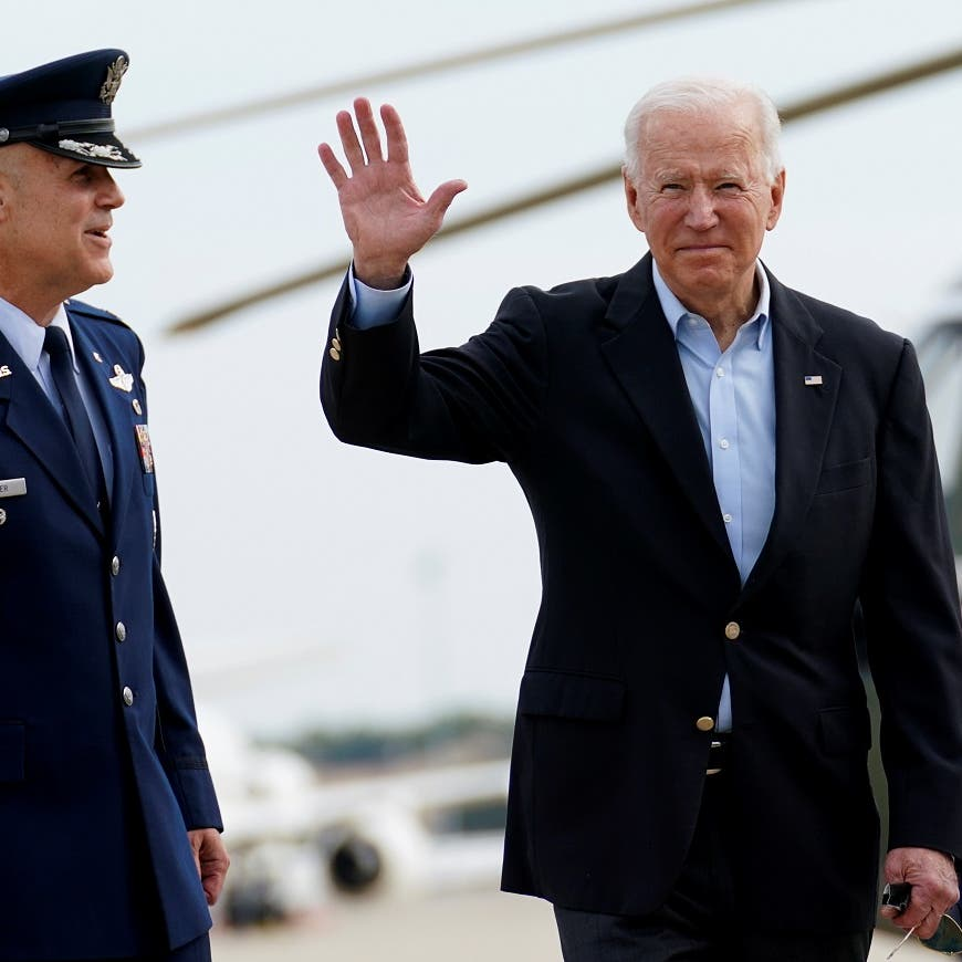 With G7 summit stop first, President Biden embarks on eight-day Europe trip