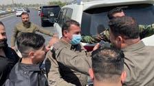 عراق : الحشد الشعبی کا رہ نما قاسم مصلح رہا ہو گیا