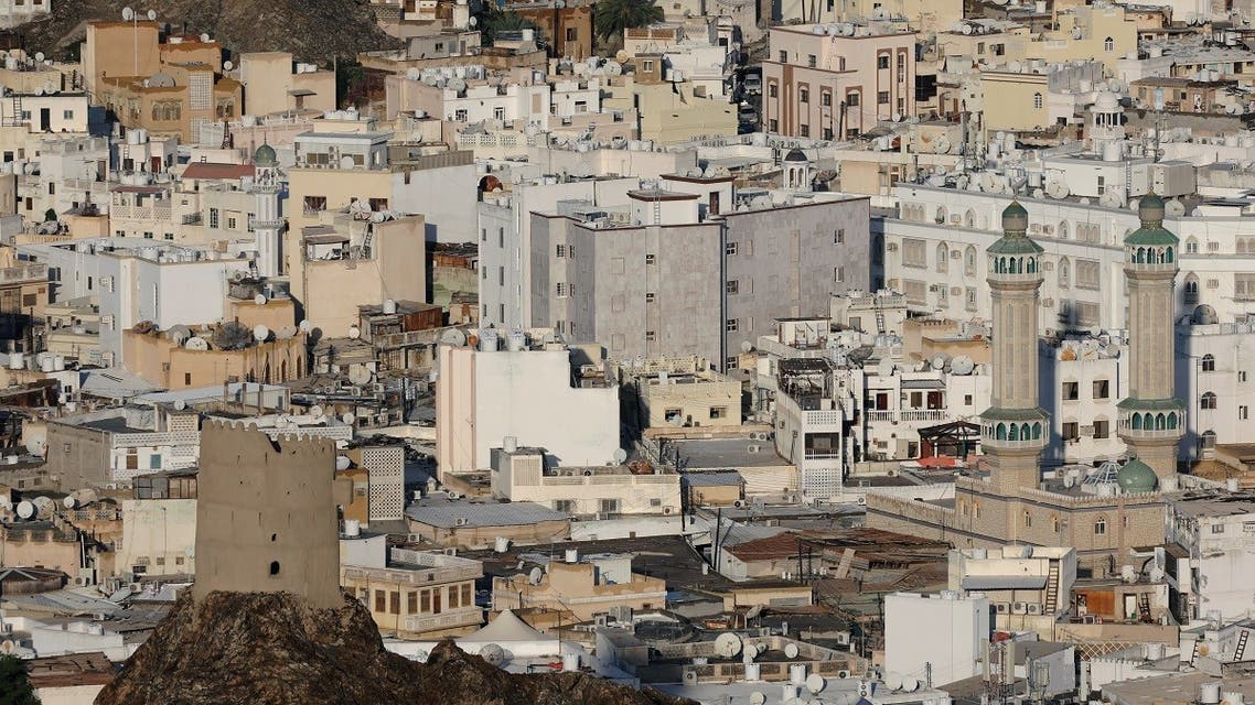 General view of old Muscat, Oman. (File photo: Reuters)