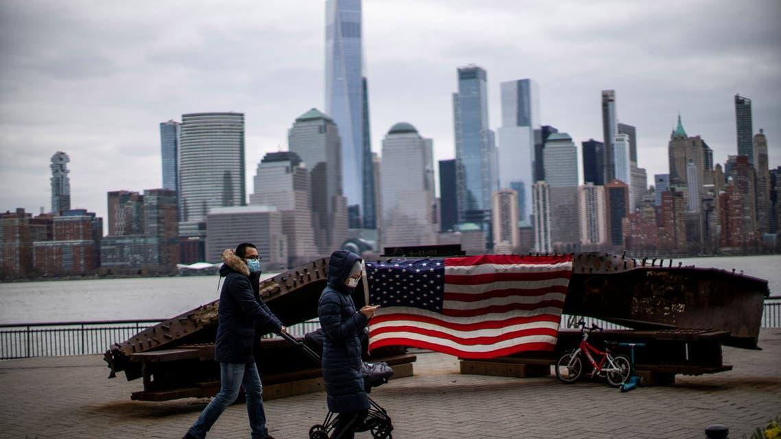 نصب تذكاري لأحداث 11 سبتمبر في نيويورك