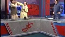 فردوس عاشق کا ٹی وی شو کے دوران قادر مندوخیل کو طمانچہ