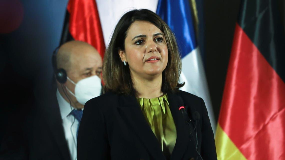 وزيرة الخارجية الليبية نجلاء المنقوش (أرشيفية - رويترز)