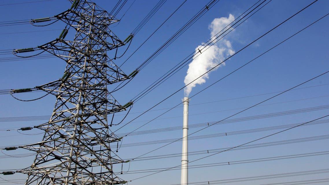محطة لتوليد الكهرباء