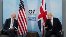 UK PM Johnson, US President Biden meet on ahead of G7 summit in Cornwall