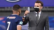 الرئيس الفرنسي يحث مبابي على البقاء في باريس