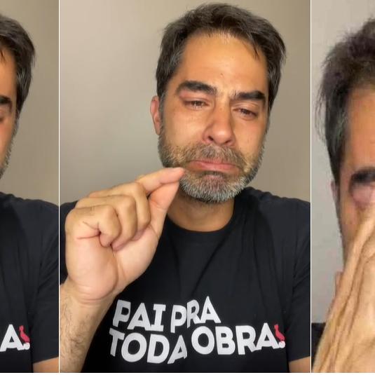 شاهد الطبيب المتحرش بمصرية يبكي بعد عودته إلى البرازيل