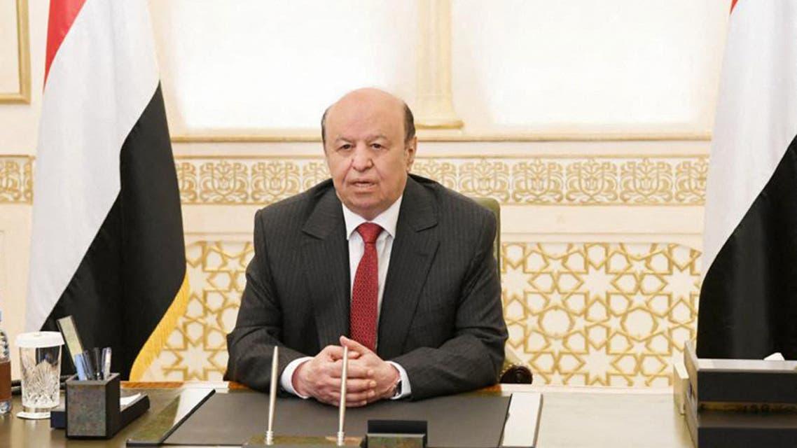 الرئيس اليمني عبد ربه منصور هادي (فرانس برس)