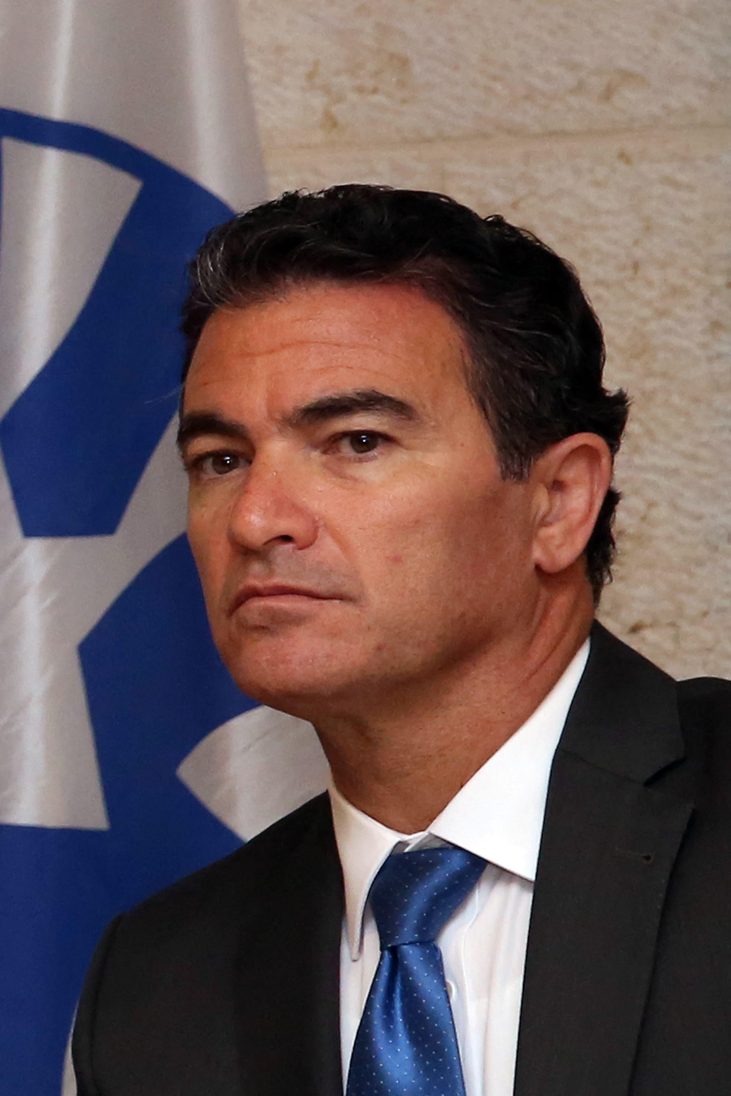 رئيس الموساد السابق يوسي كوهين(أرشيفية- فرانس برس)