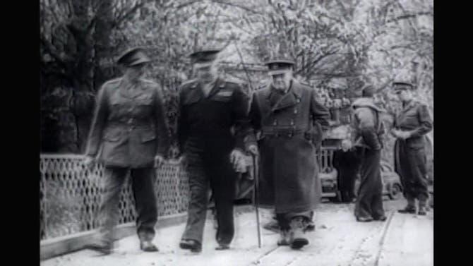 وثائقي أسياد الحرب | ونستون تشرشل رئيس الوزراء البريطاني