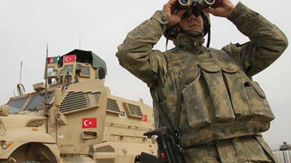 Turkey-troops