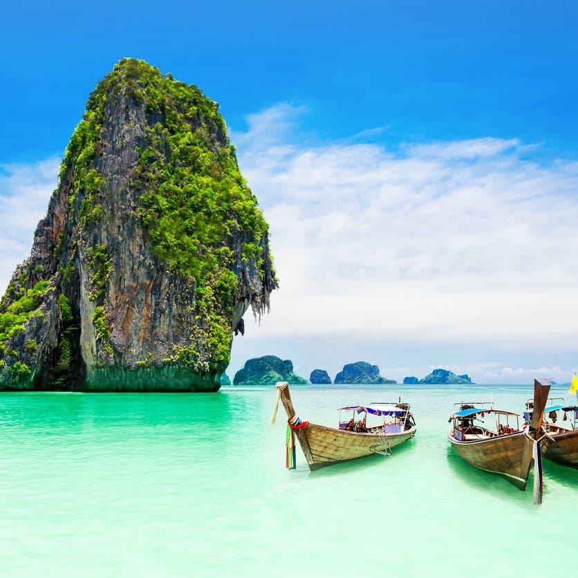 جزيرة خلابة في تايلاند تستعد لاستقبال السياح.. غرف فندقية بدولار واحد!