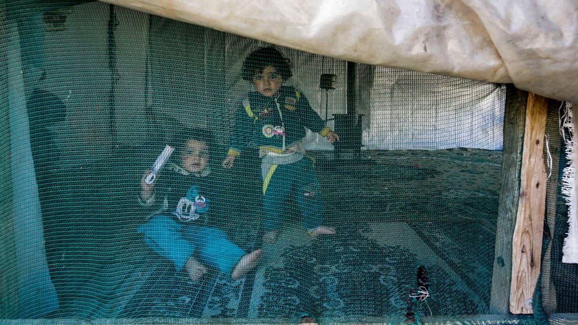 لاجئون سوريون في لبنان (أرشيفية- فرانس برس)