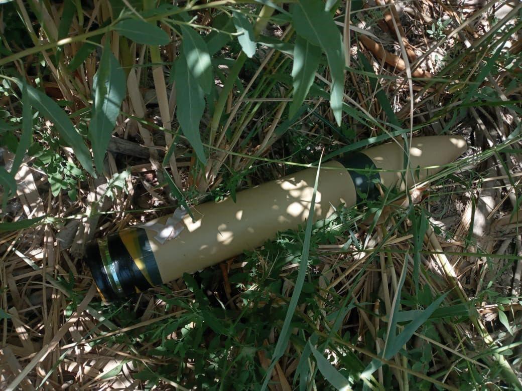صواريخ كاتيوشا معدة لاستهداف قاعدة بلد في العراق (أرشيفية)