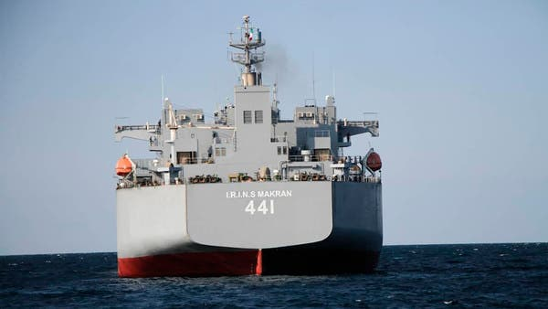 US expresses concern over Iranian ship that may be headed for Venezuela