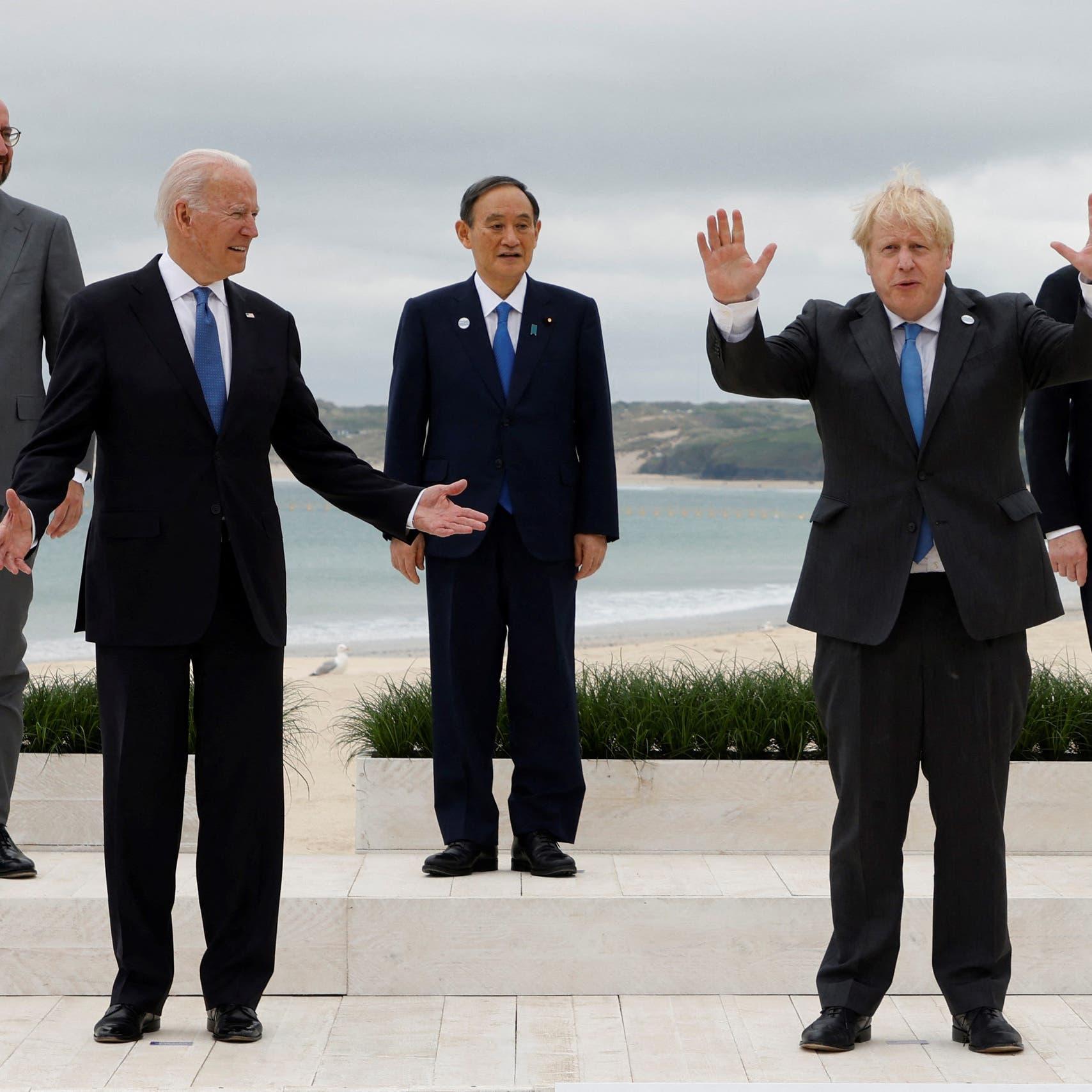 زعماء الناتو يوجهون وداعاً رمزياً لأفغانستان في قمتهم