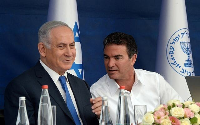 کوهن و نتانیاهو