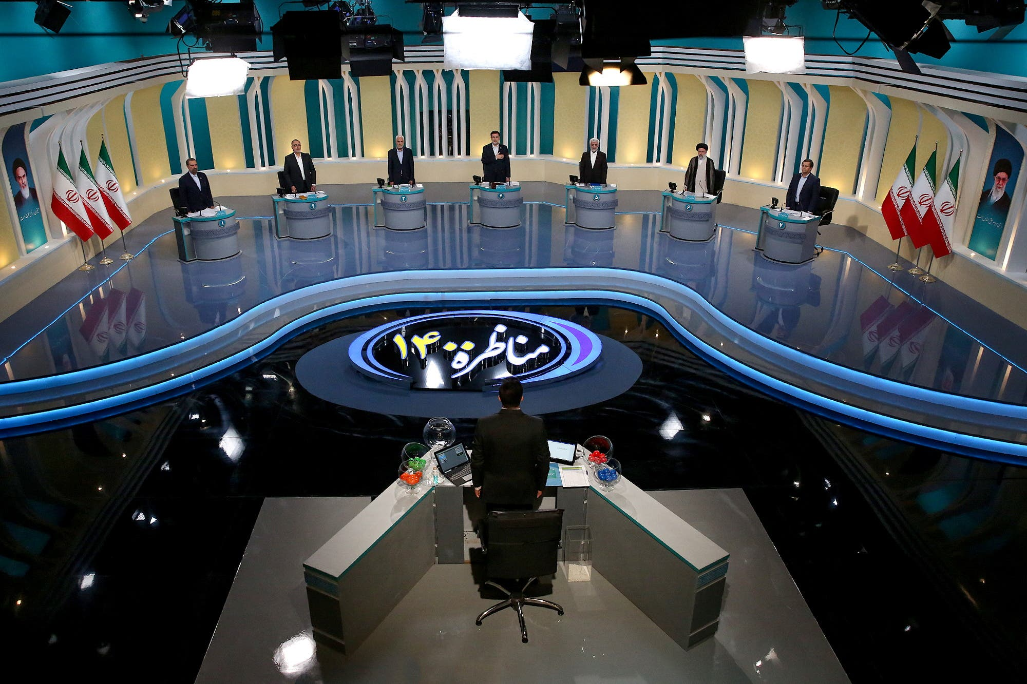 The second debate on cultural, social and political issues (Reuters)