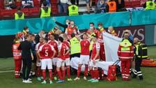 یورو2020ء:ڈنمارک کے فٹبالرایرکسن میچ کے دوران میں اچانک ڈھے پڑے!