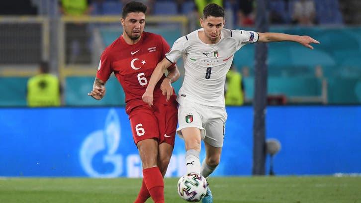 جورجينيو يشبه منتخب إيطاليا بتشيلسي الإنجليزي