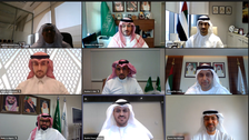 Saudi-Emirati Coordination Council meeting takes place remotely