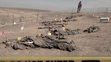 Iraq opens mass grave to identify ISIS Badush prison massacre victims