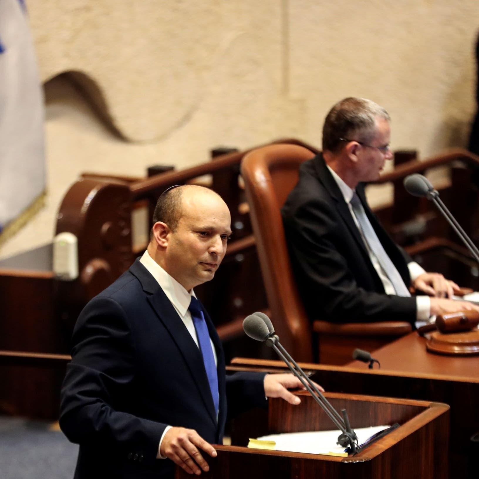 نفتالي بينيت: إسرائيل لن تسمح لإيران بامتلاك سلاح نووي