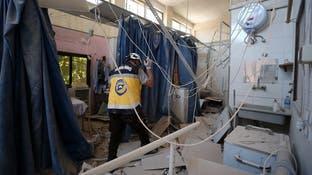 بعد الهجوم على مستشفى عفرين.. قصف تركي على أهداف بتل رفعت