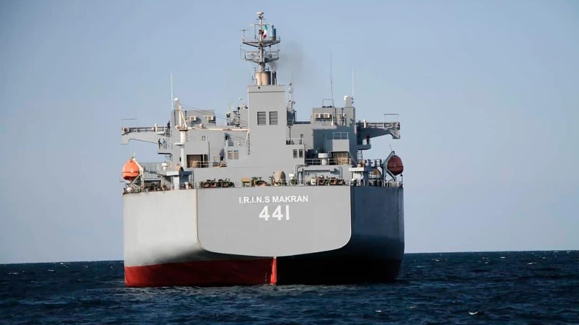 makran iarn venezuela ship ماكران