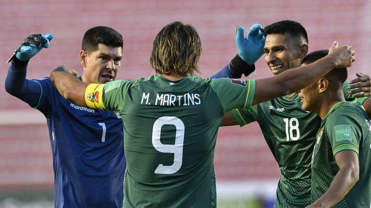 إصابة 3 لاعبين من بوليفيا بفيروس كورونا