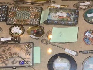 مصر تكشف أسرار كنوز شقة الزمالك