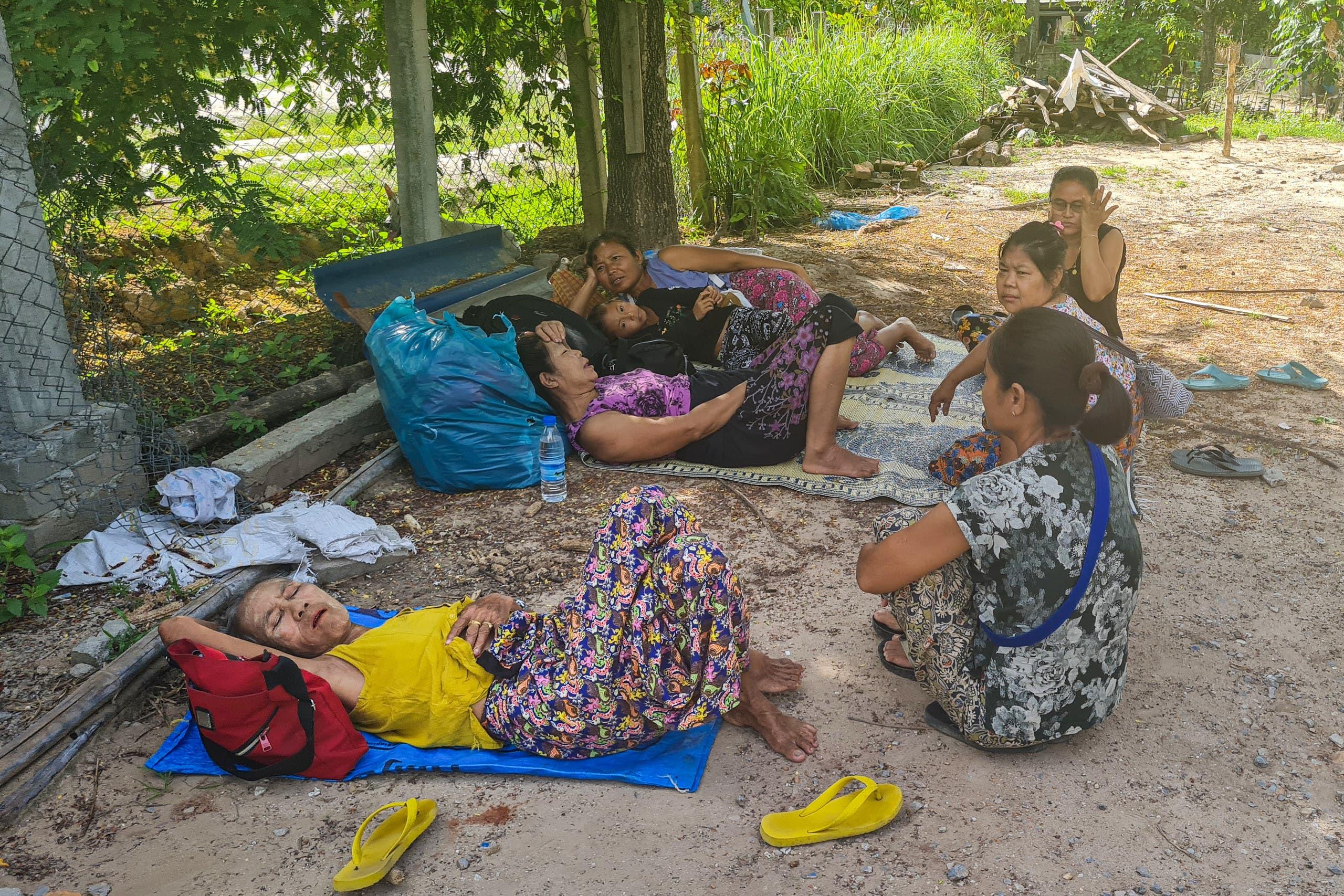 Myanmar's military junta accuses ethnic group of killing 25 workers