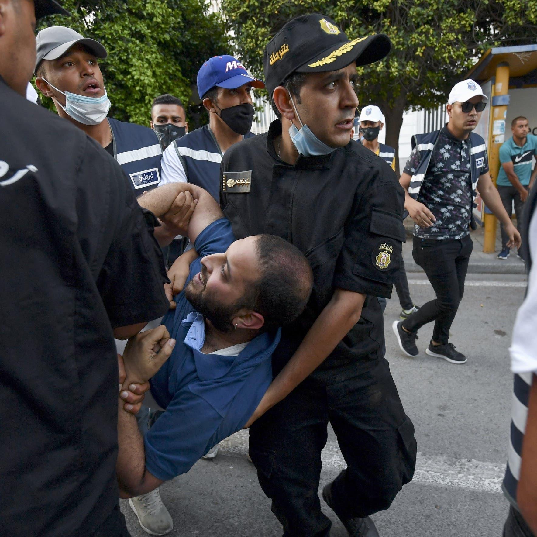 """قلق أممي لاستمرار اتهام شرطة تونس بارتكاب """"انتهاكات"""" جسمية"""