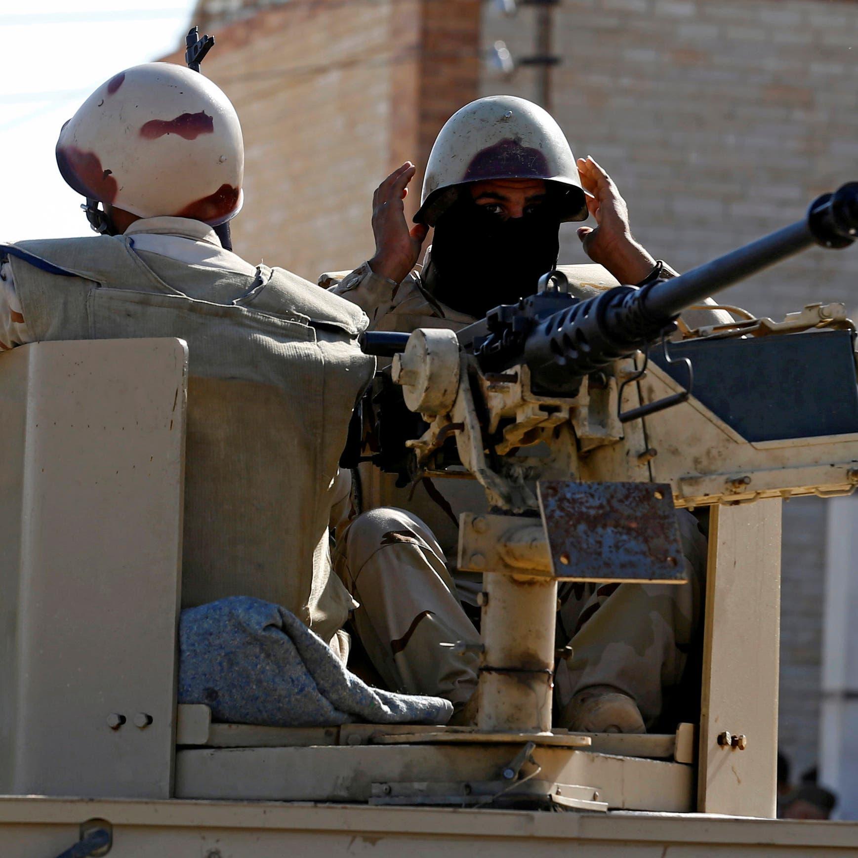 عملية نوعية للجيش في سيناء ومقتل إرهابيين بينهم قيادي كبير