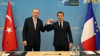 France's Macron says Turkey's Erdogan wants foreign mercenaries out of Libya