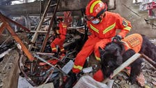 Central China gas blast death toll rises to 25: Beijing's state media