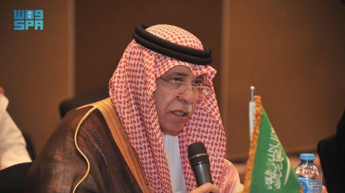 وزير التجارة السعودي القصبي